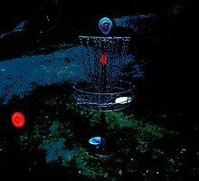 Psychedelic Basket by Aaron Del Carlo
