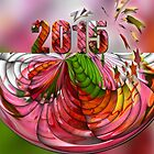 New year 2015 by Dipali S