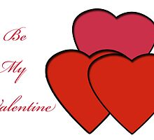 Be My Valentine by Leslie Patton