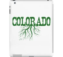 Colorado Roots iPad Case/Skin