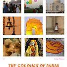 The Colours of India by Lydia Cafarella
