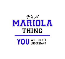 It's a MARIOLA thing, you wouldn't understand !! by thestarmaker