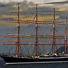 SS Pallada by richymac