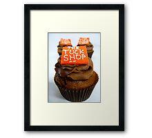 Cup Cakes New Zealand Calendar - By Haydene Framed Print
