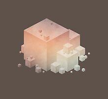 Pastel Vintage Cubes by byOli
