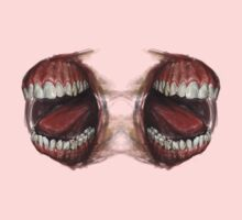 Double mouth tee by KillerNapkins