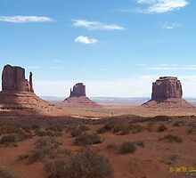 Monument Valley #2 by PhilNDeBlanc