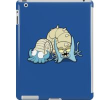 Number 138 and 139 iPad Case/Skin