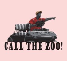 CALL THE ZOO! Kids Clothes