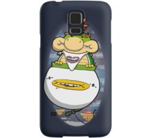 Joyriding dad's clown car Samsung Galaxy Case/Skin