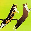 Cat Ballet by Karen01