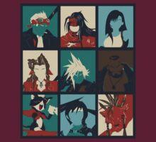 Final Fantasy VII - Characters T-Shirt