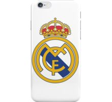 Real Madrid. Real. Soccer. Football. Team. Spain iPhone Case/Skin