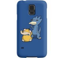 Number 54 and 55 Samsung Galaxy Case/Skin