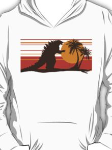 King of the Monsters - Radioactive Lizard T-Shirt