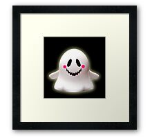 Funny Ghost Toy Framed Print