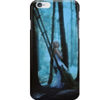 forest lights iPhone Case/Skin