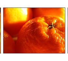 Clementines by Bev Evans