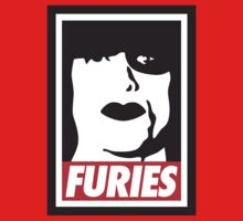 Obey Furies, The Warriors by monsterplanet