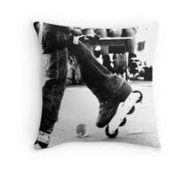 Wheeldancer Throw Pillow