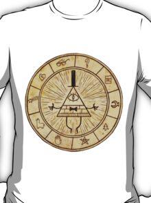 Bill Cipher - Gravity Falls T-Shirt