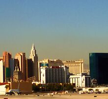 Leaving Las Vegas by Deborah  Bowness