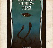 20,000 Leagues Under The Sea by Iain Maynard
