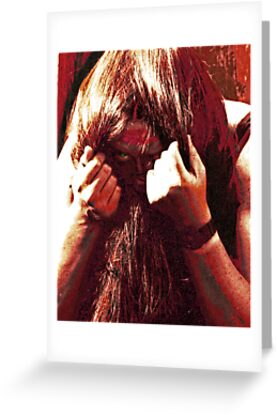 "My Mood Today - ""SCARY SPICE"" by Belinda ""BillyLee"" NYE (Printmaker)"