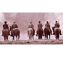 Battle Field Photographic Print