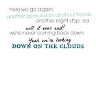Clouds - One Direction by echosingerxx