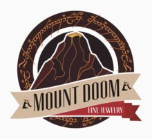 Mt. Doom Fine Jewelry by Phosphorus Golden Design