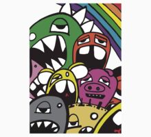 Monster Rainbow (colour variation) T-Shirt