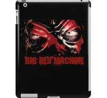 kane - big red machine iPad Case/Skin