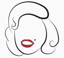 Marilyn Monroe by Ameeraalqaed