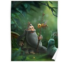 King of the forest Poster