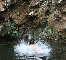 Splashdown by bribiedamo