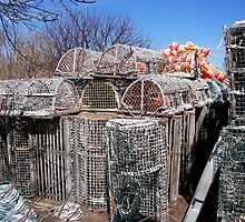 Lobster Pots by buddykfa