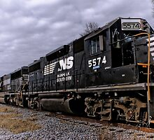 N&S 5574 & 6621 Joined by Rod  Adams