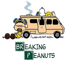 Breaking Peanuts by NinoMelon
