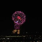 Australia Day Fireworks by EOS20