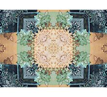 Quilted Origami Photographic Print