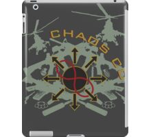 Chaos CO iPad Case/Skin