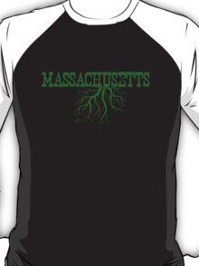 Massachusetts Roots T-Shirt