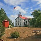 Grand Traverse Lighthouse by Jack Ryan