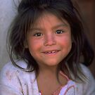 BOLIVIAN GIRL by Phillip  McCordall