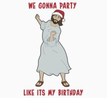 GO JESUS! ITS YOUR BIRTHDAY! by elisadenisse