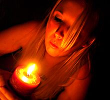 A Candle in the Wind  by Mick Steiner