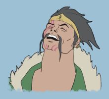 Draven - He Man Style by The Flaming  Potato