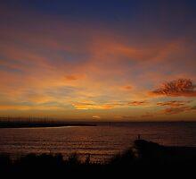 Sunset over Brighton by KeepsakesPhotography Michael Rowley
