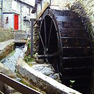 Aberfeldy Watermill by Tom Gomez